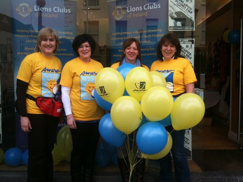 Navan Lions Supporting AWARE