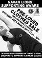 Pre-loved Clothes Sale March 2011